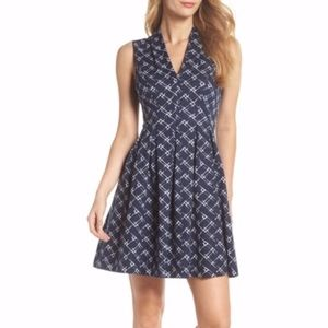 NEW Vince Camuto Fit & Flare Dress